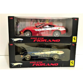 1/ 18 Hot Wheels Elite Ferrari 599 GTB 法拉利 南美洲 北美洲 風火輪 1:18 新北市