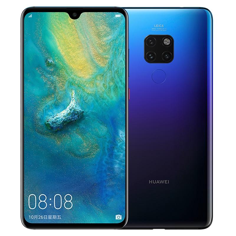 二手Huawei華為mate20全網mate20X5G版Mate20pro曲面屏智能手機