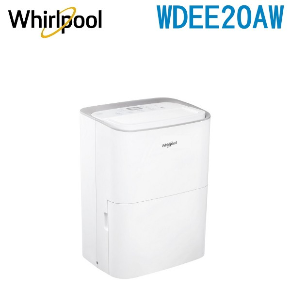 Whirlpool 惠而浦 可議價 10.5L節能除濕機 WDEE20AW