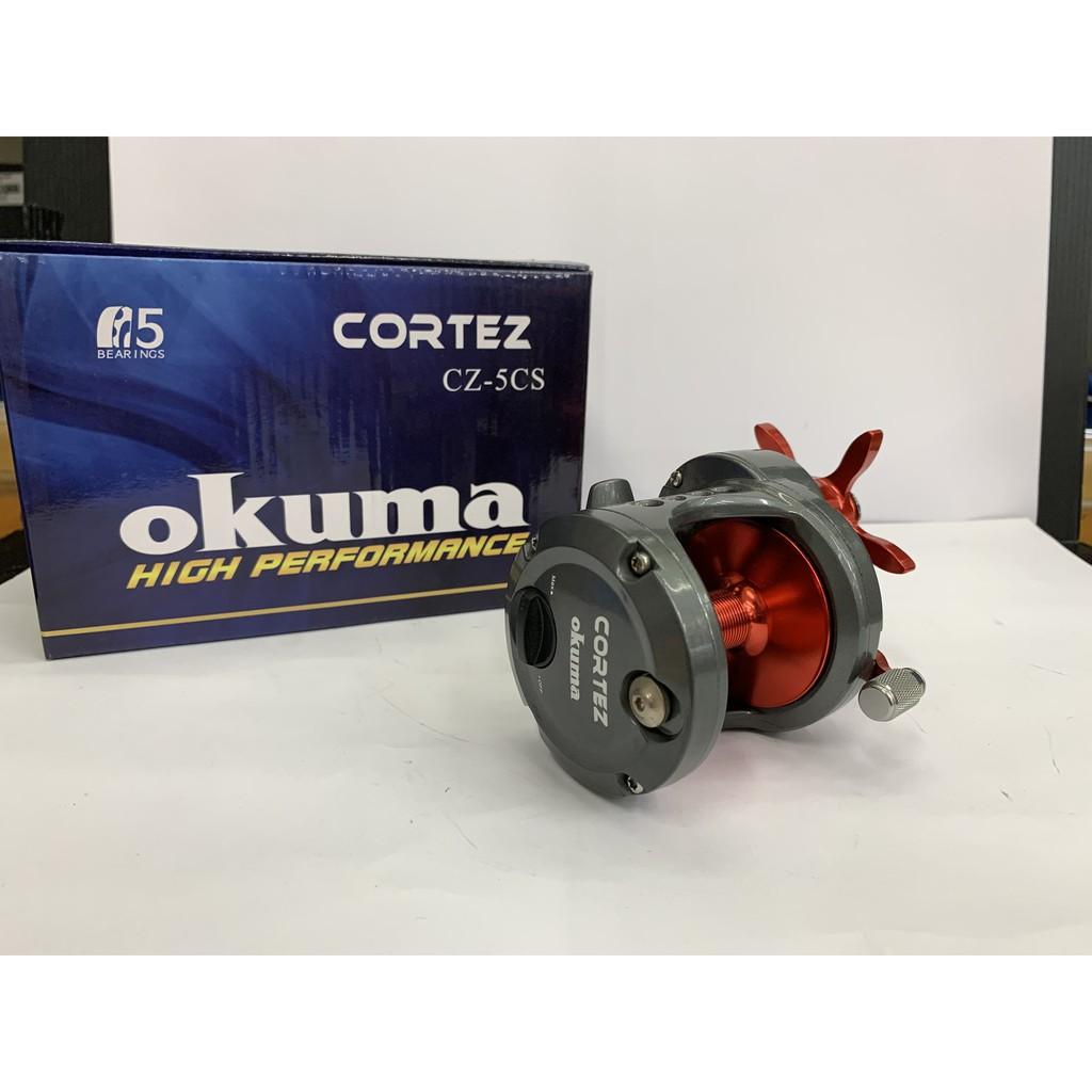 OKUMA CORTEZ 鼓式捲線器 CZ-5CS