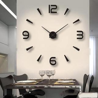 14款 超大120釐米47英寸金屬亞克力掛鐘 /  40釐米直徑歐式設計時尚客廳裝飾3D亞克力鏡面計時碼表石英牆貼掛鐘