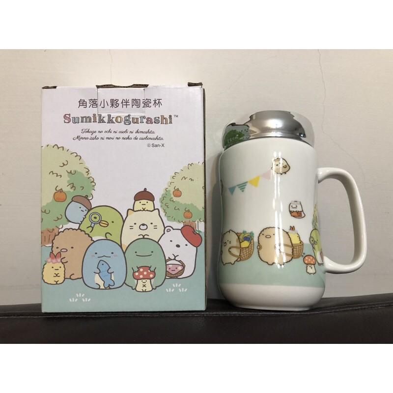 【全新】角落小夥伴陶瓷杯 2020聯電股東會紀念品