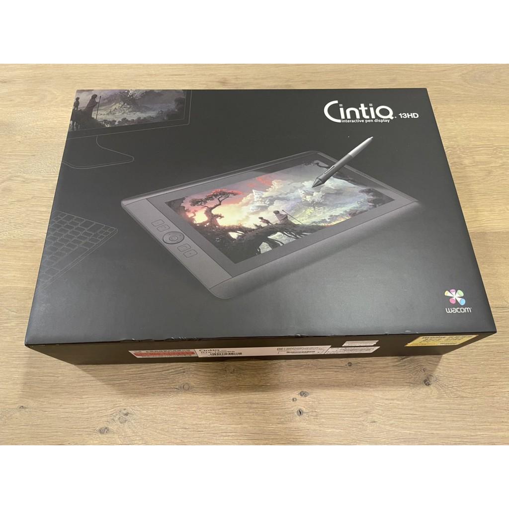 二手 WACOM Cintiq 13HD 繪圖螢幕