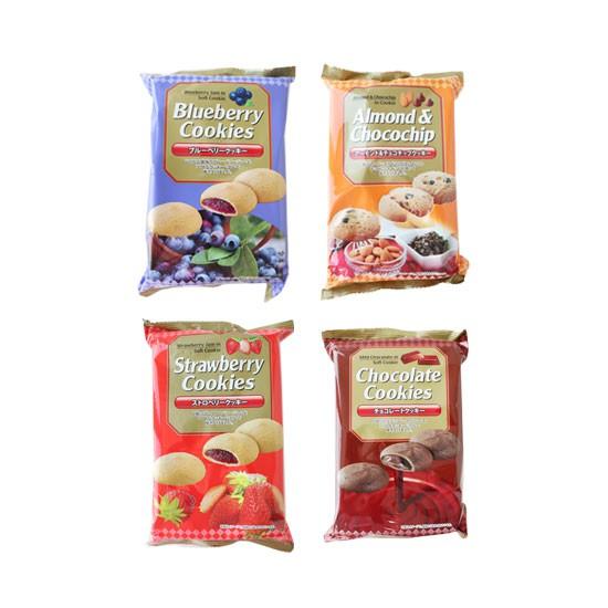 馬來西亞 真美味夾心餅乾 100g 夾心餅乾