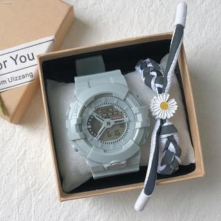 【大賴】手錶 運動手錶 電子手錶 電子錶 casio手表卡西毆手表 情侶錶  ins學院風手表女韓版簡約初高中小學生黨防