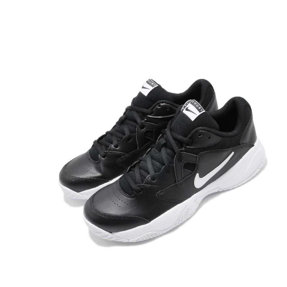 NIKE系列-COURT LITE 2 男款運動網球鞋 黑-NO.AR8836001