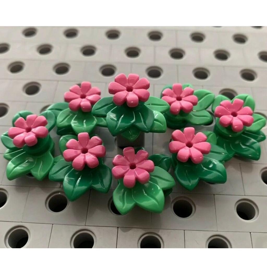 [qkqk] 全新現貨 LEGO 21318 葉子 植物 花 櫻花瓣 櫻花  樂高植物系列