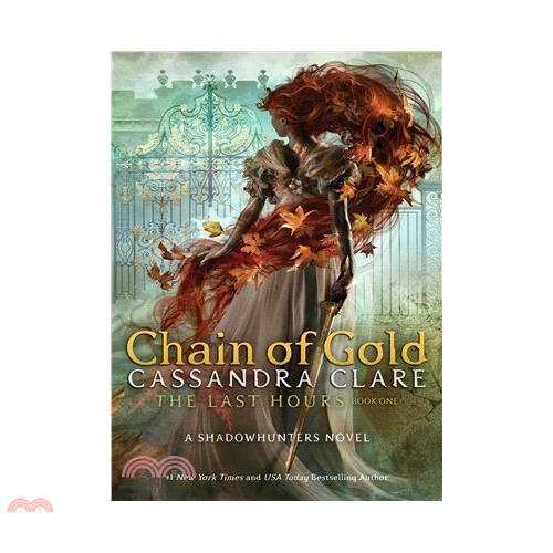 Last Hours #1: Chain of Gold【三民網路書店】(精裝)[79折]