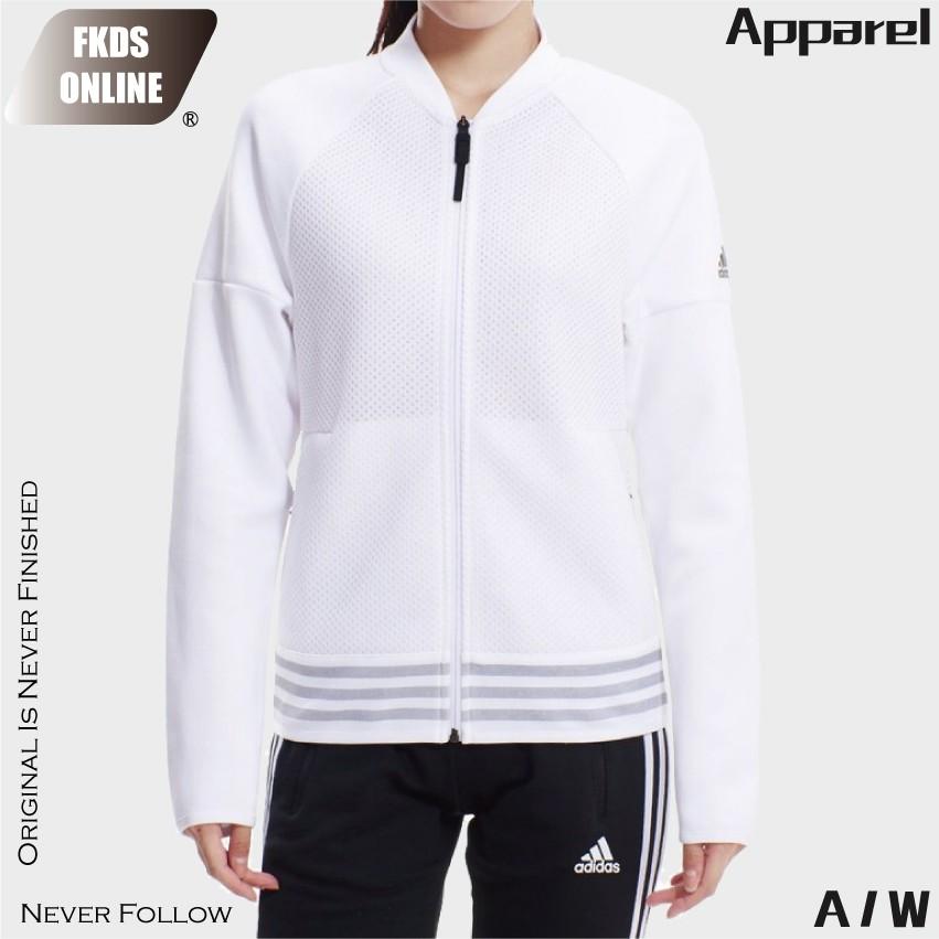 Adidas 愛迪達 ID JKT SPACER M 女款 透氣 立領 運動外套 休閒外套 薄外套 BR3832