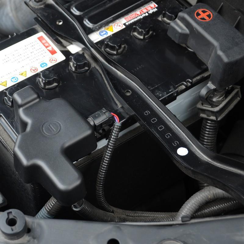 LEXUS凌志NX200 200t ES200 250 rx300 電瓶負極蓋 改裝專用配件超讚