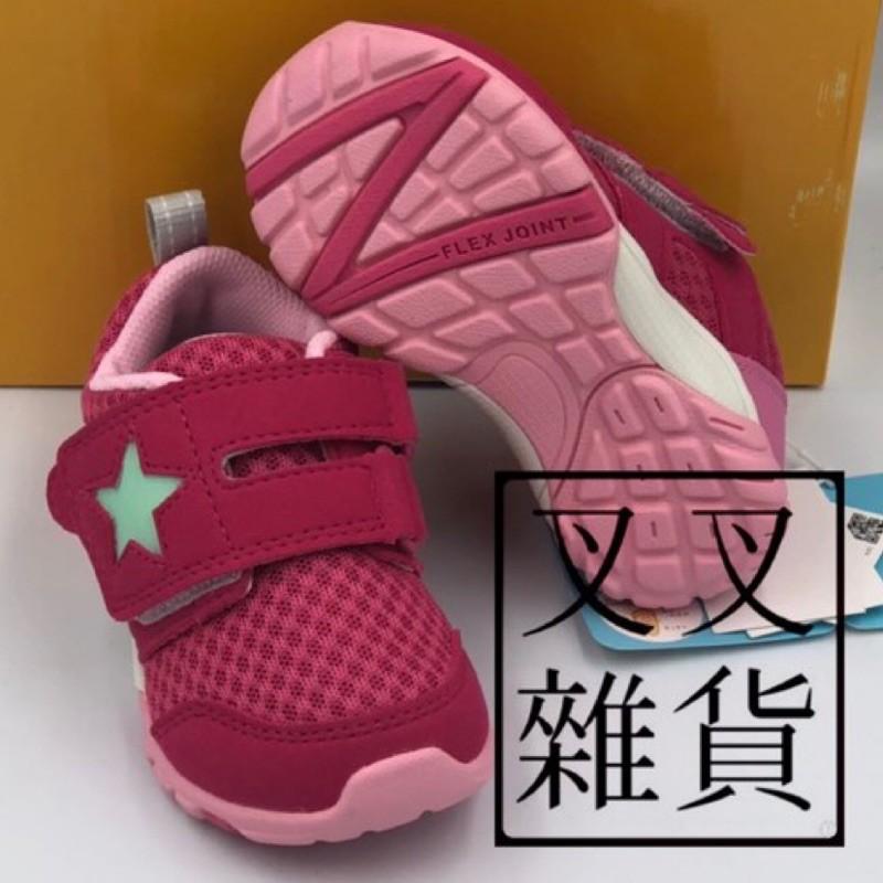✨《叉叉雜貨》✨🇯🇵 MOONSTAR 月星童鞋 兒童布鞋 兒童運動鞋 學步鞋 兒童鞋墊 兒童矯正鞋墊 MSC21663