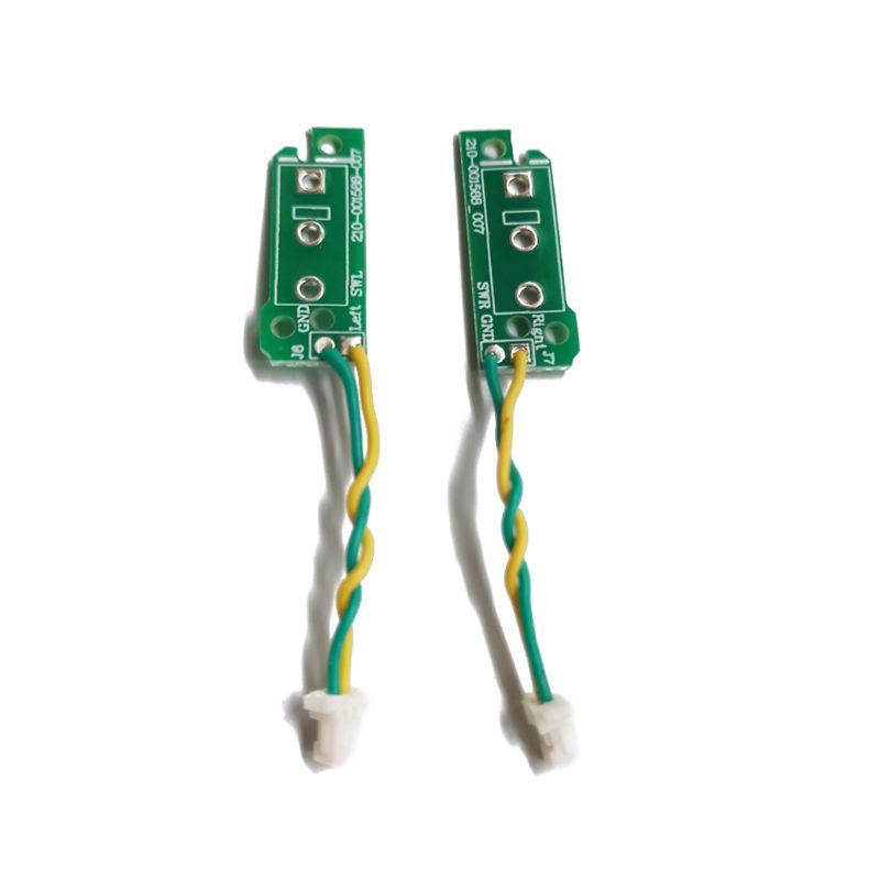 zzz *維修配件Logitech G900 G903鼠標按鈕板電纜的鼠標微動開關