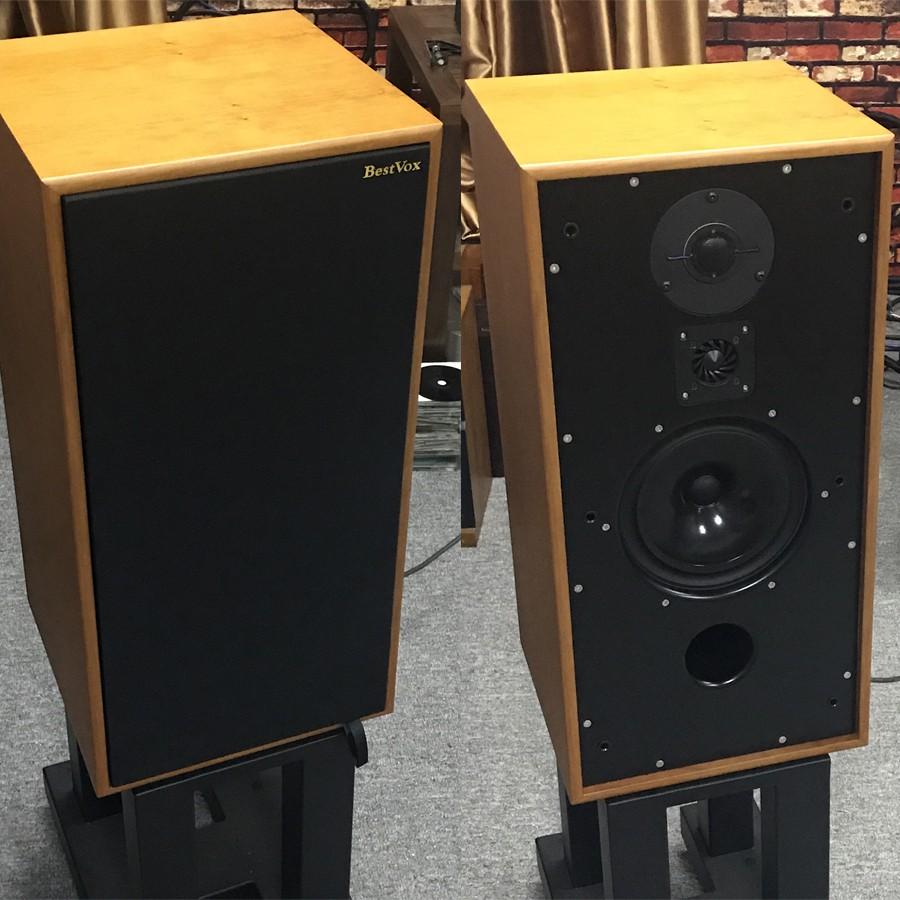 (新品平輸) BestVox LS3/6 8吋 3分頻 大書架喇叭 ls36 BBC 傳奇經典 harbeth 參考