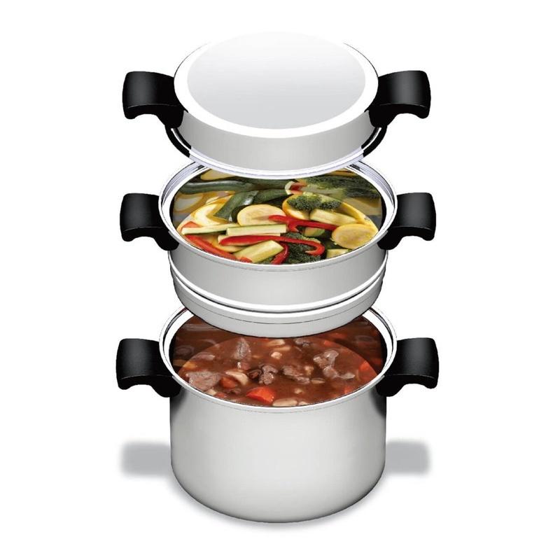 🍳安麗 原味迷你金鍋組 荷蘭鍋 保留食材原味