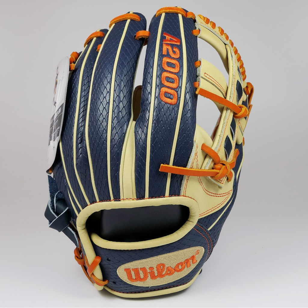 [阿豆物流] 美國進口 WILSON 威爾森 A2000 JOSE ALTUVE JA27 實戰款 內野手套 棒球手套
