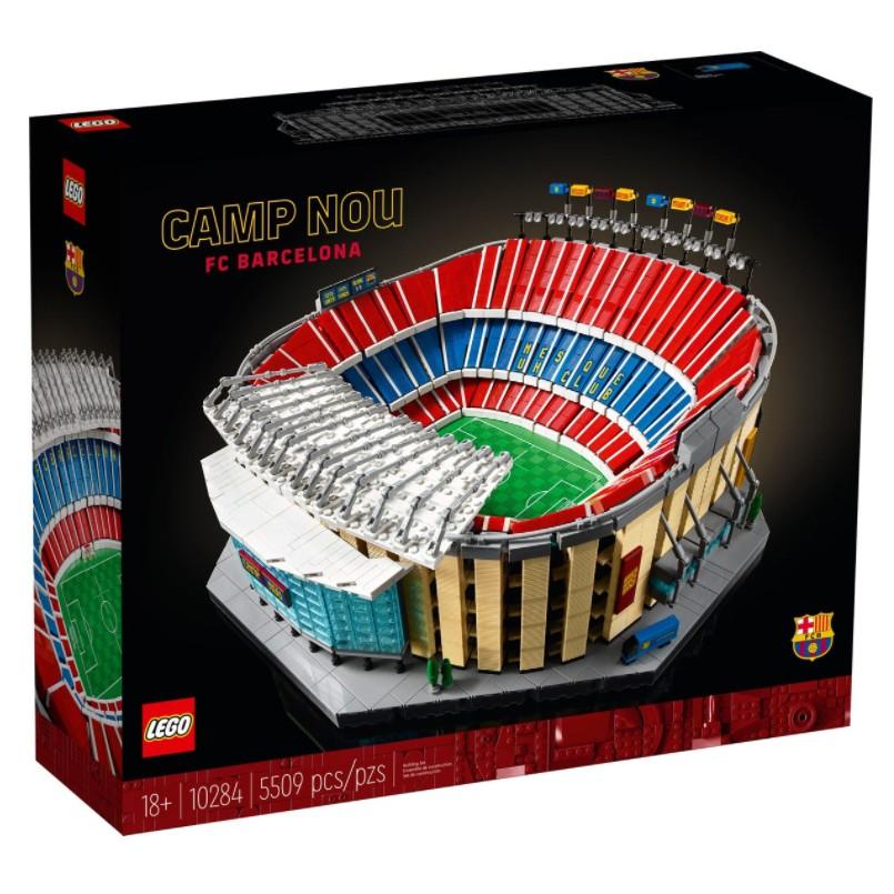 【樂爆王】LEGO 10284 巴塞隆納 諾坎普球場 Camp Nou – FC Barcelona 樂高