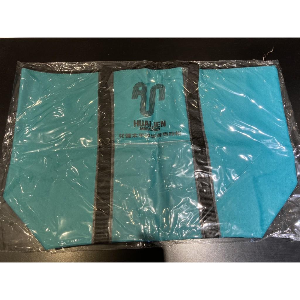 2019花蓮太平洋縱谷馬拉松紀念衣保袋 Tiffany藍 蒂芙尼藍 全馬 半馬 路跑 慢跑