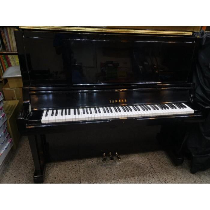 中和胡桃鉗樂器 YAMAHA 大台北免運費!U30 山葉3號中古鋼琴 3號二手鋼琴 頂級鋼琴。聲音超完美