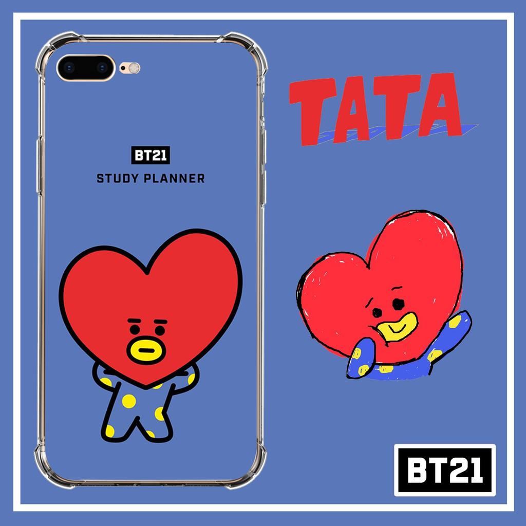 BT21 卡通BTS 手機殼 三星 A72 A21S A51 A71 S10+ S20+ NOTE10+ NOTE20+