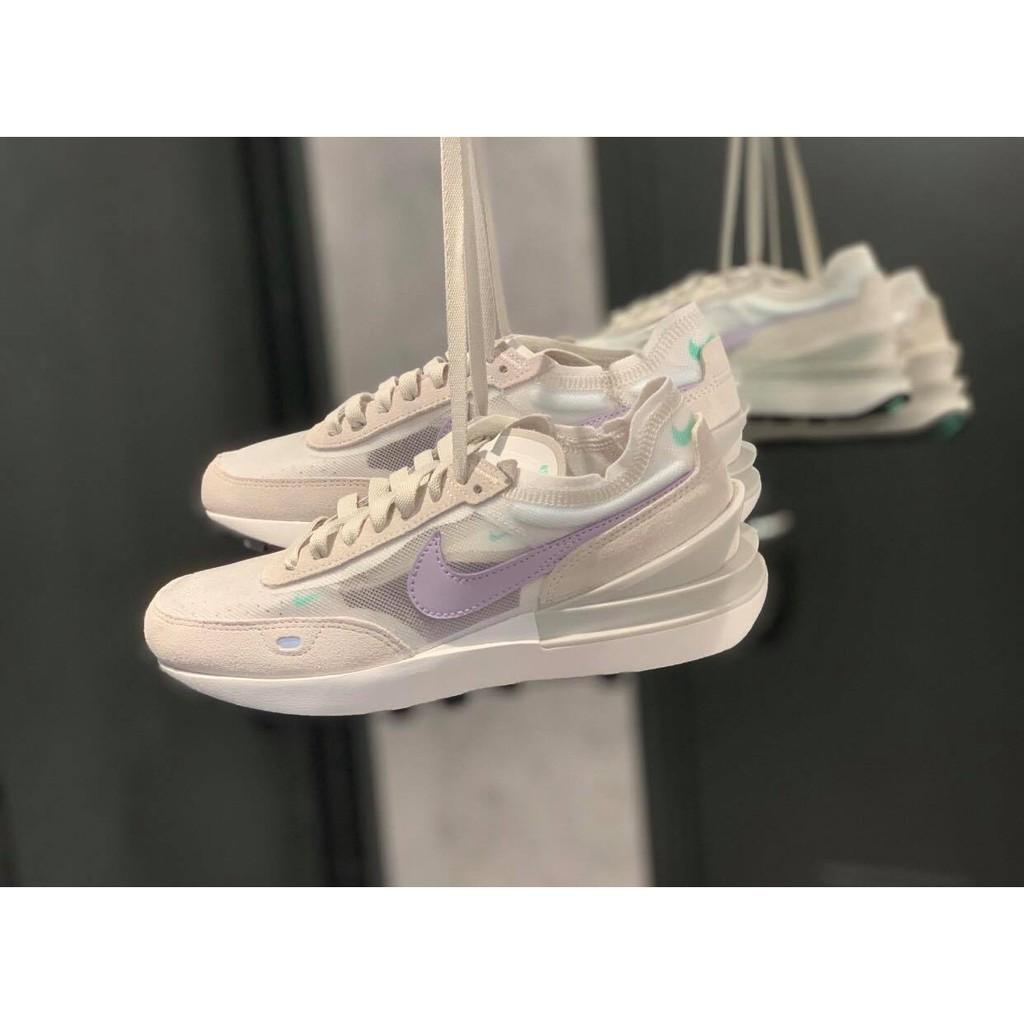 【鞋教】預購 享受人生 NIKE WAFFLE ONE紫色 薰衣草 小SACAI DC2533-101