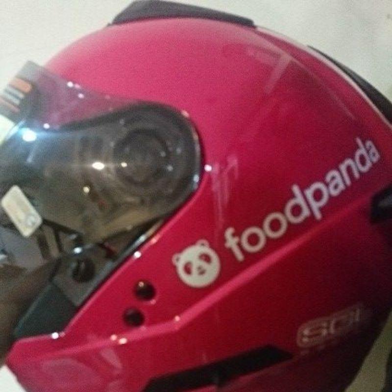Foodpanda 安全帽