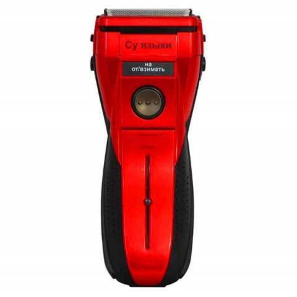 TXD-俄羅斯剃須刀大功率充電往復式浮動三刀頭電動全身水洗剃須刀