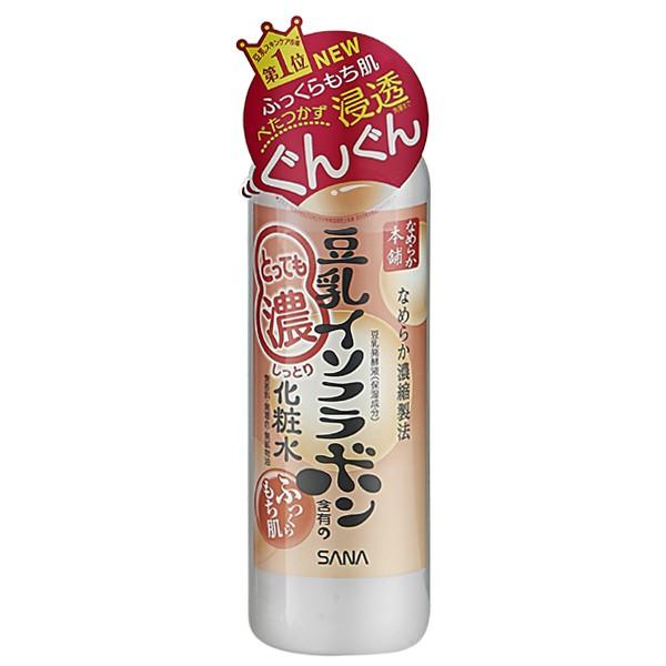 SANA 超濃潤豆乳美肌化妝水(200ml)【小三美日】D413322