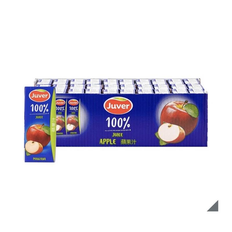 Juver 蘋果汁 200毫升 X 30入 好市多代購
