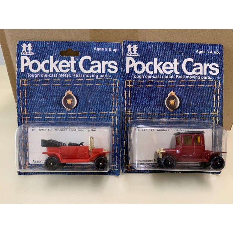 [現貨]Tomica 多美 日製 Pocket Cars
