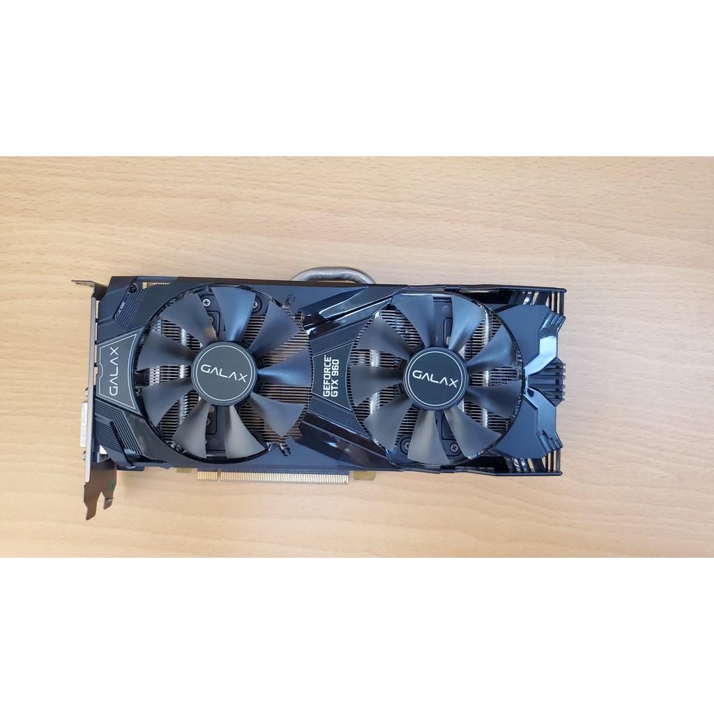 影馳 Nvidia GeForce GTX 960 EX OC 2GB