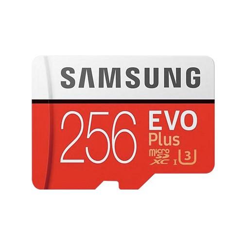 SAMSUNG EVO Plus microSD 256G U3記憶卡