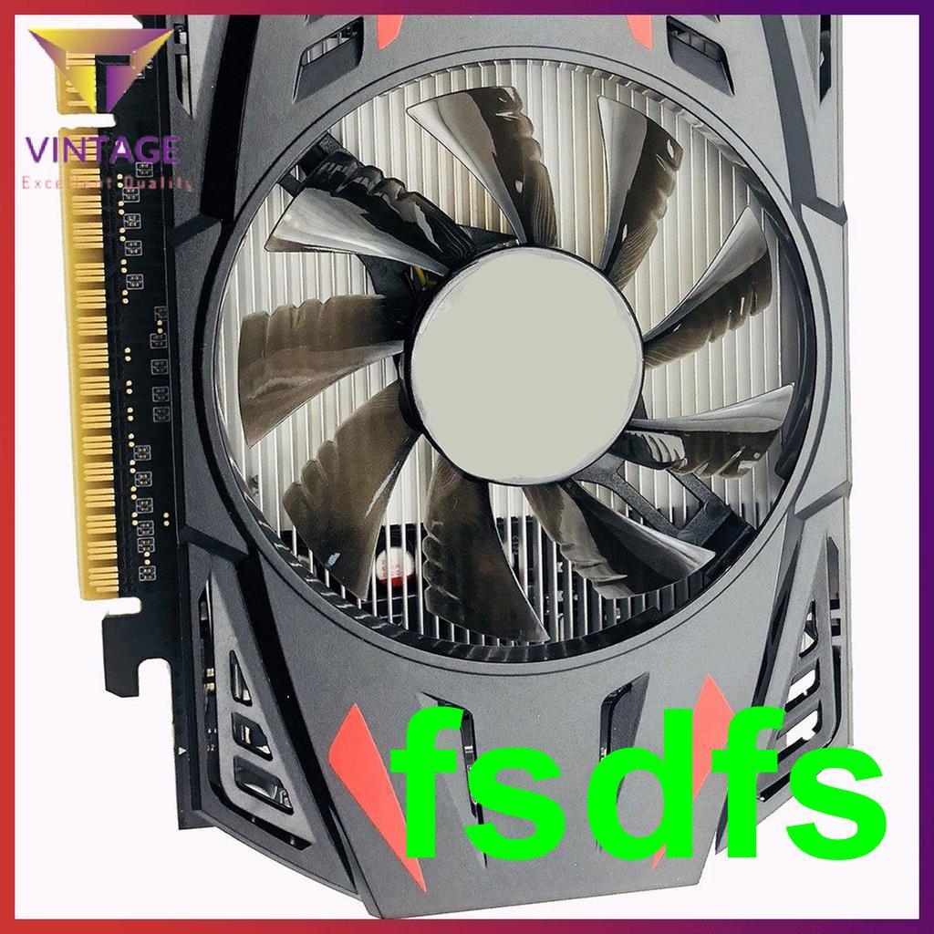 [Ready] 專業 GTX1050TI 4GB DDR5 Gr Hics卡 128位 HDMI 兼容DVI VGA