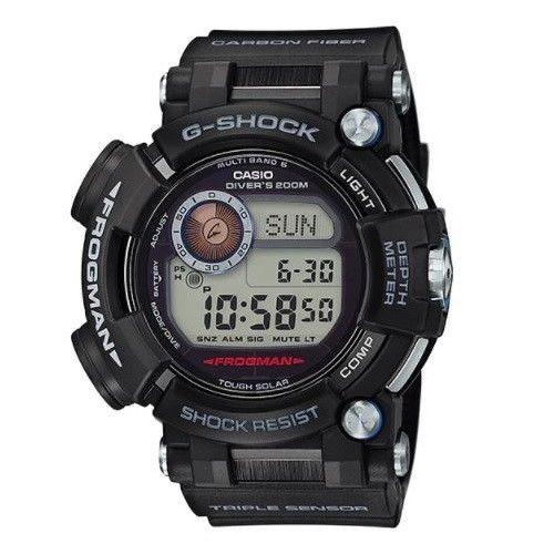 台灣卡西歐總代理公司貨G-SHOCK 蛙人強悍進化版運動潛水錶 GWF-D1000-1D 一年保固