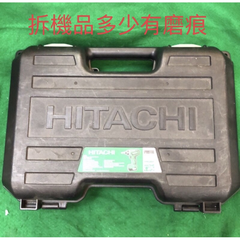 [一家五金行]含税 日立10.8V WH10DAL電鑽空盒