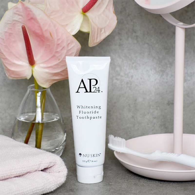 (24hr出貨)正品 AP-24 牙膏 潔白牙膏 淨白牙膏 nuskin 如新 ap24