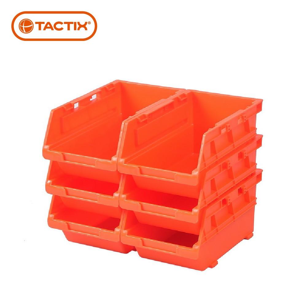 TACTIX TX-0654 (六入)系統式組合收納盒(現貨)