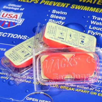 矽膠耳塞【降噪22分貝】Mack's 正版授權【 單副裝 】美國原裝進口