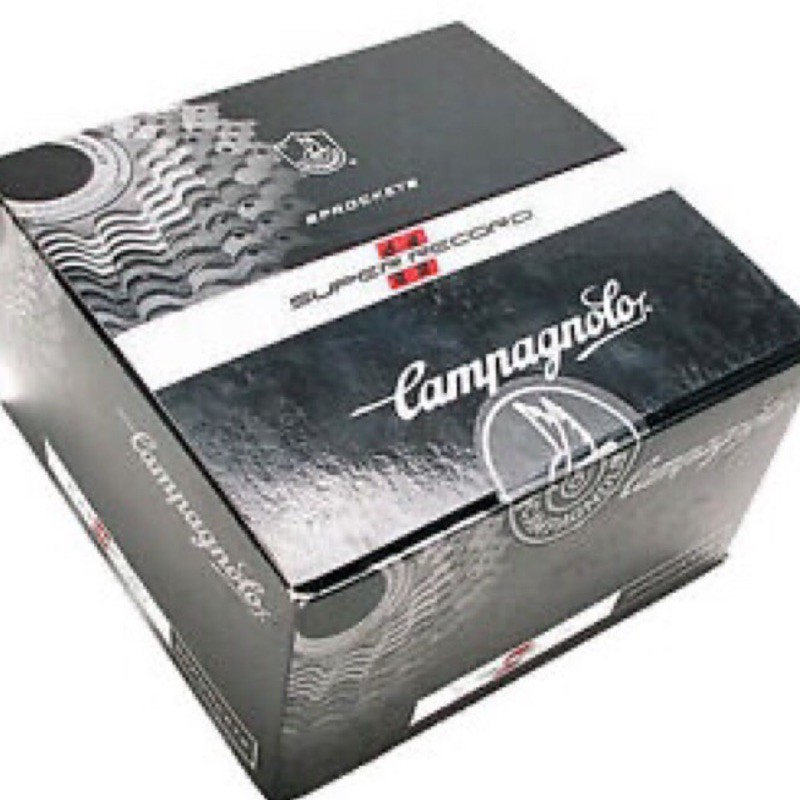 Campagnolo Super Record 11 speed Cassette (11-25T 12-25T)