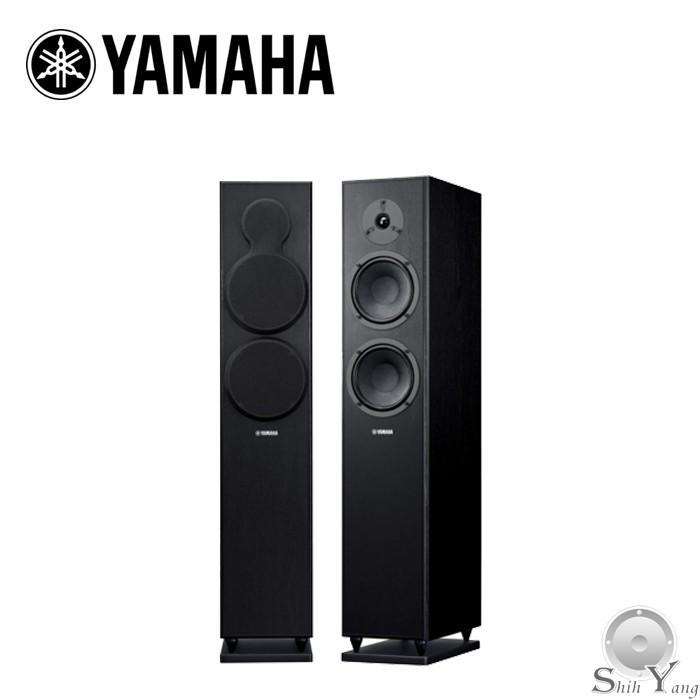 YAMAHA 山葉 NS-F150 落地喇叭 6.5吋低音 1吋軟半球高音 (黑木紋) 公司貨 保固一年