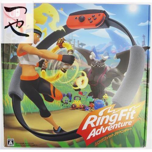 二手《日版》 遊戲 任天堂 Nintendo Switch 健身環大冒險69714301jianpan333697143