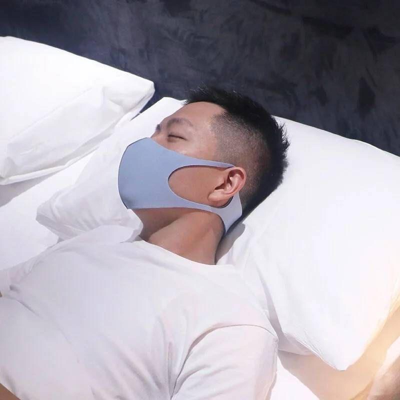 舒適美-多功能3D立體透氣抗菌口罩