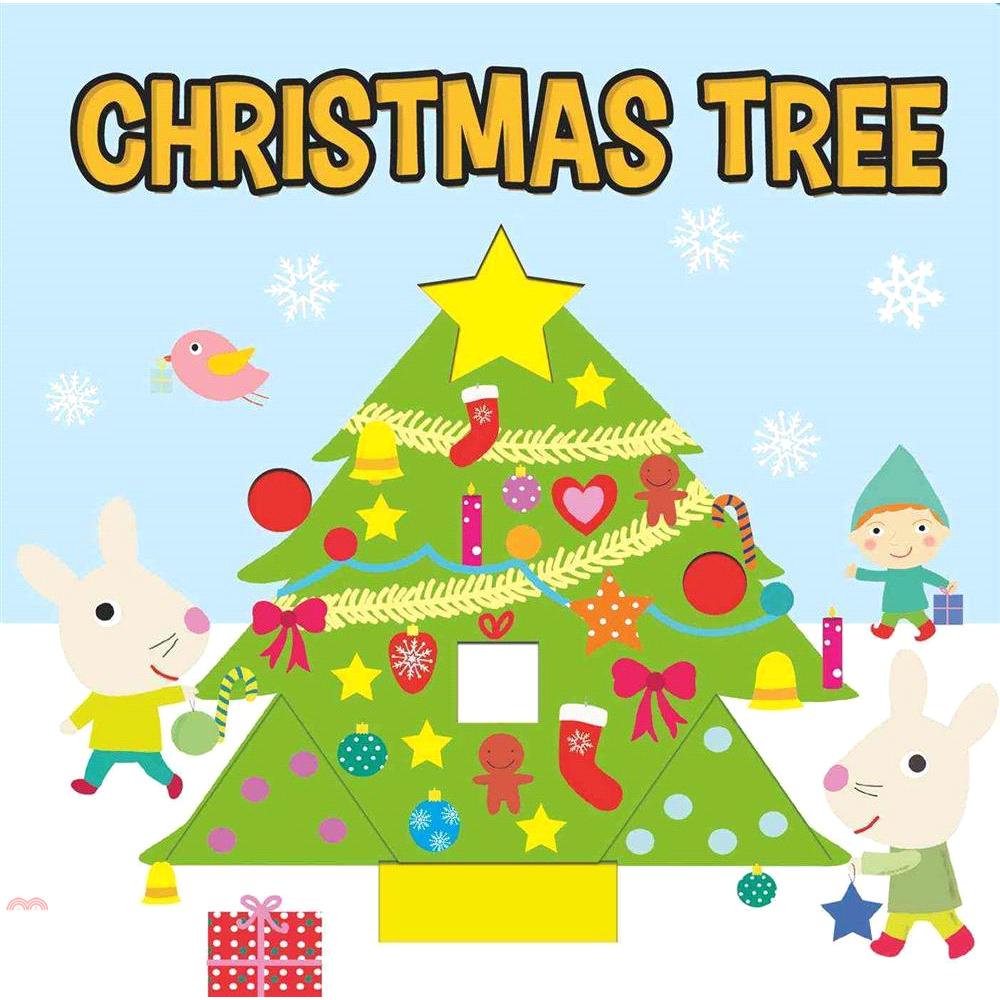 Christmas Tree【三民網路書店】(硬頁書)[5折]