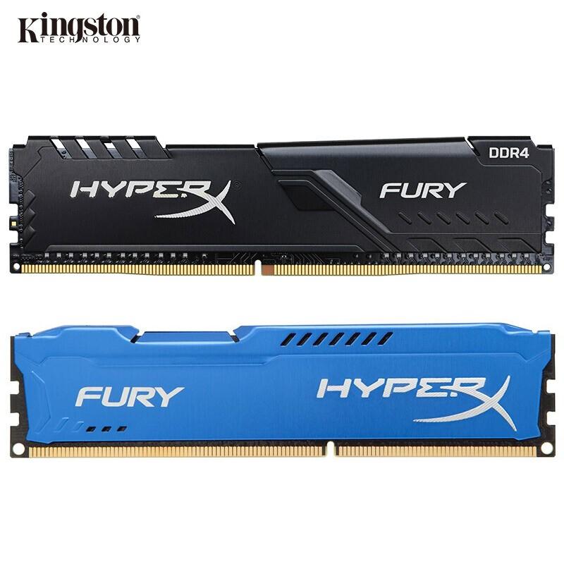 金士頓 Hyperx Fury 8gb Ddr3 Ddr4 1600 / 1866 / 2133 / 2400 / 26