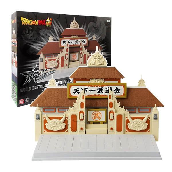【甜甜價玩具】BANDAI 七龍珠 場景遊戲 天下第一武道會 對戰擂台