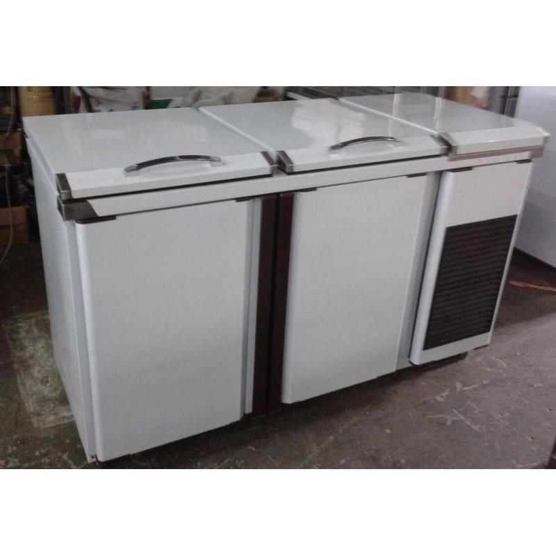 冠億冷凍家具行 六尺掀蓋式廚餘冷藏/廚餘冰箱/180x75x100高