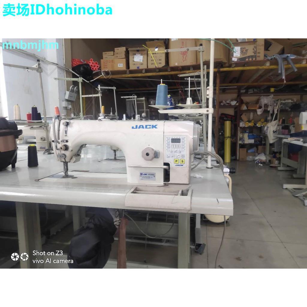 【解憂】爆款#二手工業家用電腦平車縫紉機中捷 杰克 標準國產進口平縫機