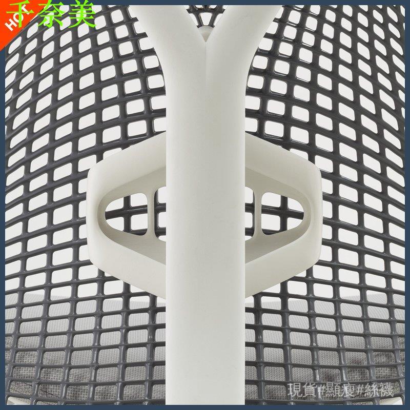 【限時特價】Herman Miller專用2.5寸地板輪地毯輪 sayl腰托配件 Y6TR
