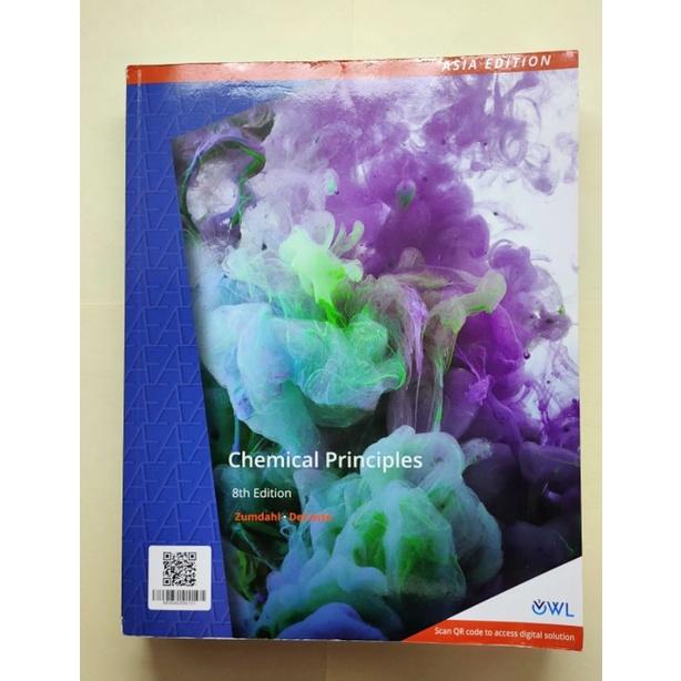 普通化學原文書 Chemical principles 8th edition