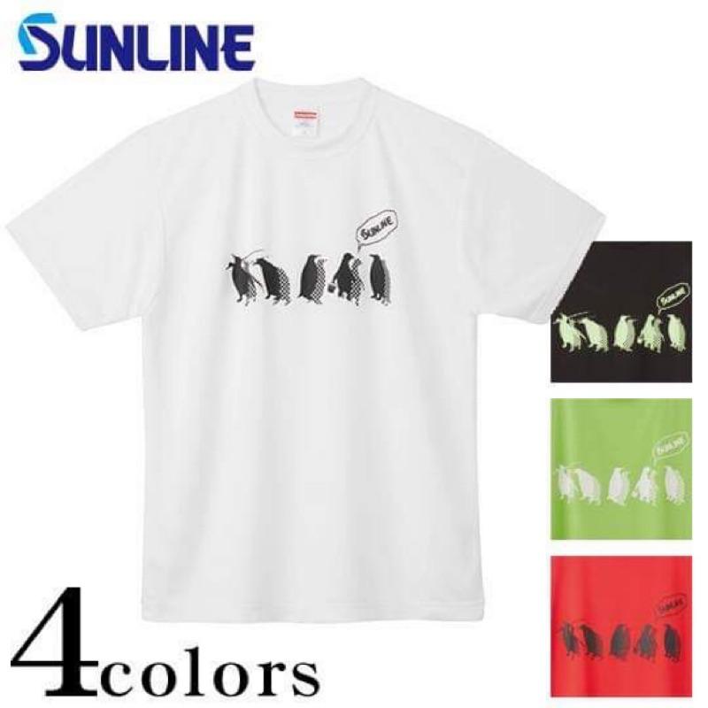 💢【 SUNLINE SUW-1379DT 透氣短T 】
