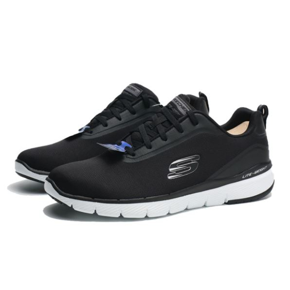 SKECHERS FLEX ADVANTAGE 3.0 休閒 運動 慢跑 男鞋 52751BLK 深藍NVY